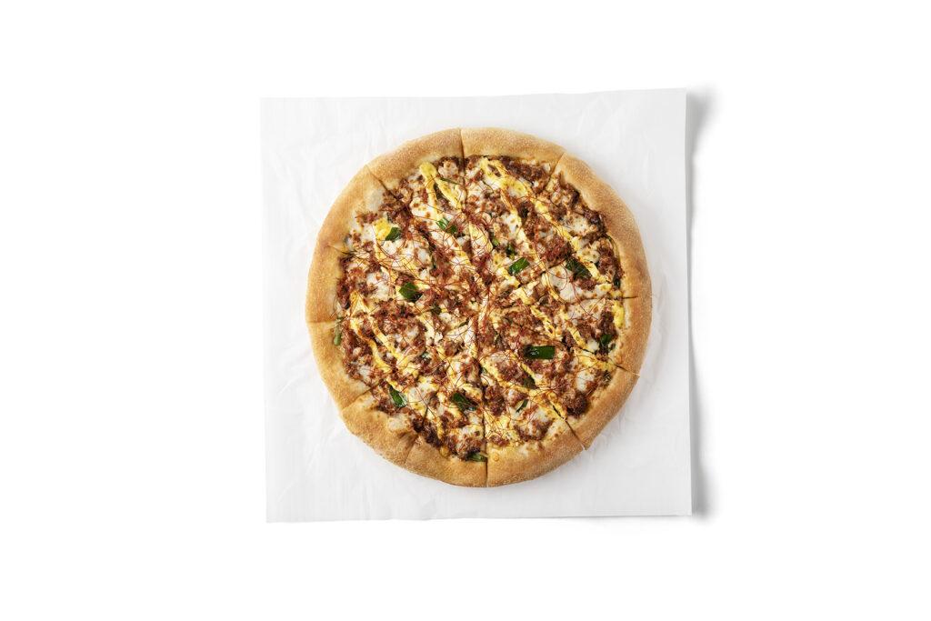 プルコギ ピザ レシピ